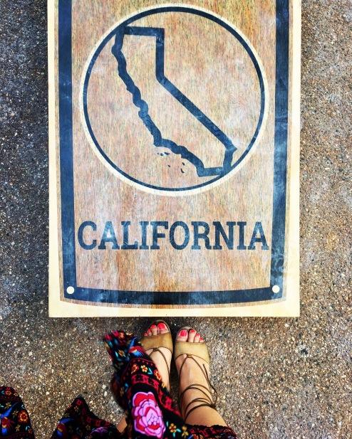 California, L.A.